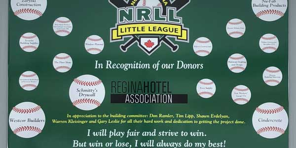 Little League Sponsors
